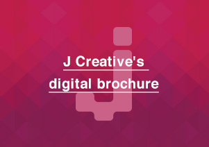 J Creative's digital brochure